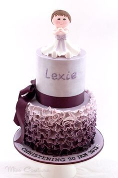 God Bless Lexie  Cake by misscouture