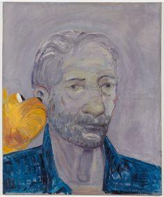 Nicole Eisenman, Portrait of Eileen Myles as a Man, 2015. Courtesy: the artist and Anton Kern Gallery, New York