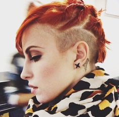 OK! Magazine | Hayley Williams Interview – Paramore Self-Titled Tour