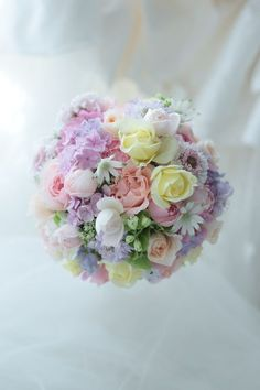 "Képtalálat a következőre: ""bouquet"" Flower Bouqet, Pastel Bouquet, Beautiful Bouquet Of Flowers, Bridal Flowers, Beautiful Flowers, Bride Bouquets, Bridesmaid Bouquet, Floral Bouquets, August Wedding Colors"