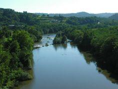 Río Ulla. Luis Miguel Bugallo Sánchez (Lmbuga Commons)(Lmbuga Galipedia) - Commons.