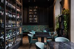 Living Liqueurs & Delights - Restyling by SGS Architetti Associati