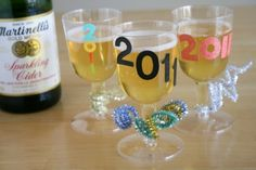 New Years Eve Kids Cups