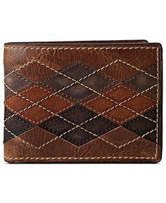 Fossil Wallets, Zander Traveler - Mens Belts, Wallets & Accessories - Macy's