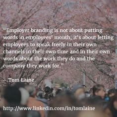 Employer Branding, Job Search, Personal Branding, Read More, Fails, Advice, Social Media, Let It Be, Words