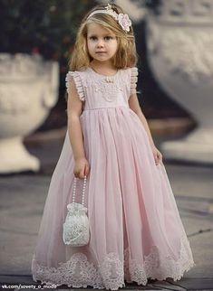 Look! Новогодние наряды для юных принцесс! 6