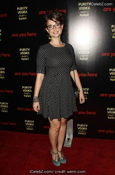 Milana Vayntrub Los Angeles premiere of 'Are You Here' at the ArcLight Hollywood http://icelebz.com/events/los_angeles_premiere_of_are_you_here_at_the_arclight_hollywood/photo9.html
