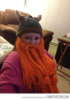 Dwarf beard epicness…