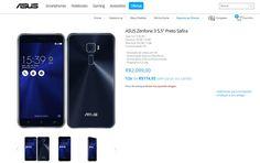 Vazou! ASUS Zenfone 3 já tem preço oficial para o mercado brasileiro - TecMundo
