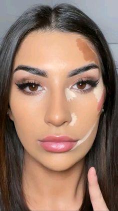 Contour Makeup, Eyebrow Makeup, Eyeshadow Makeup, Makeup Brushes, Flawless Face Makeup, Oily Skin Makeup, Cat Eye Makeup, Makeup On Fleek, Lip Makeup