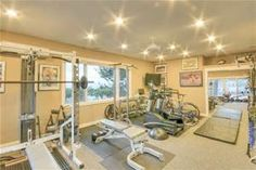 Luxury Home Gym - Bing Images