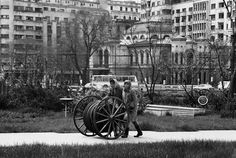 Arne Lind spent one day in Bucharest sometime in April part of a group of Swedes who were invited on a Romanian Ministry of Culture sponsored trip to Little Paris, Socialism, Old City, Old Pictures, Time Travel, Cannon, Past, Life, Memories
