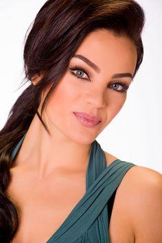 Miss Norway Mari Chauhan