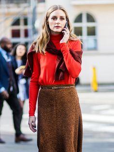 We Never Thought Olivia Palermo Would Wear These Shoes With Couture via @WhoWhatWearUK