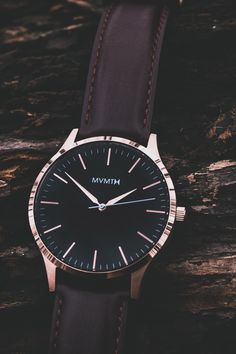 Sporting a beautifully designed watch makes a statement. See why GQ and Playboy rate MVMT Watches a must have timepiece.