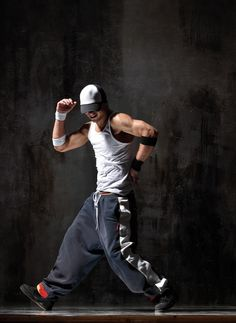 men people Hip Hop dancing