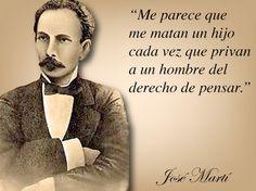 Un día como hoy pero de 1853 - Nació el escritor y político cubano, José Martí, héroe de la independencia de Cuba y poeta precursor del modernismo.