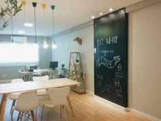 CDA office - escritório do blog Casa das Amigas