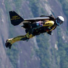 About... #Jetman