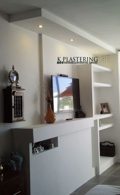 Gypsum Wall Unit - For More Pictures click on Picture