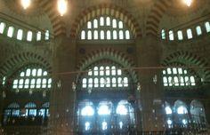 Caminin iç mekanı
