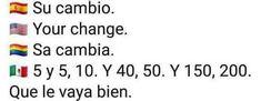 México es la verga, sólo cuando quiere. Humor mexicano, Oye cabron le… #humor # Humor # amreading # books # wattpad