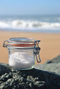 How to make Salt: Fleur de Sel