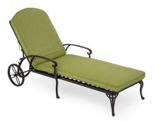 Valencia Adjustable Chaise Lounge with Wheels