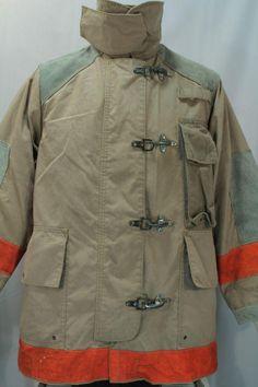 USN Sailor Firefighter Jacket