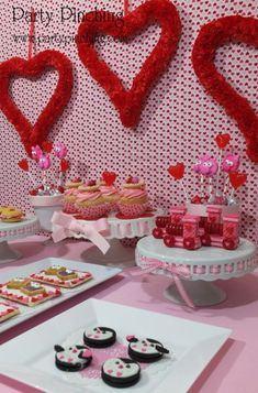Valentine's Day Party Decorations. Find everything you need to make you party a success at any Dollars and Cents store.