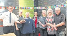Dundee fast food worker marks 25 years at McDonald's restaurant - Evening Telegraph Rosemary Christmas Tree, Dundee Fc, Fast Food Workers, Mcdonald's Restaurant, Chocolate Cocktails, Under The Hammer, Lifelong Friends, London Bridge, Down Syndrome