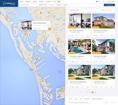 Landmark is a versatile and visually stunning PSD Template which crafted with care for property listing portal, as well as agent and real estate agency's website.