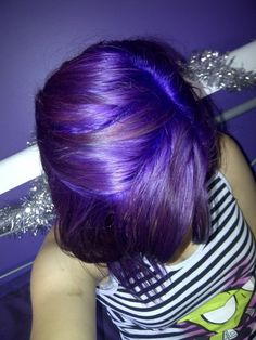 fudge-purple-hair
