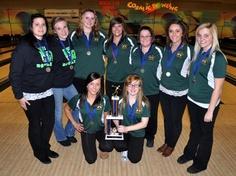 2012 State bowling champions