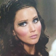 New still of Katniss from Catching Fire