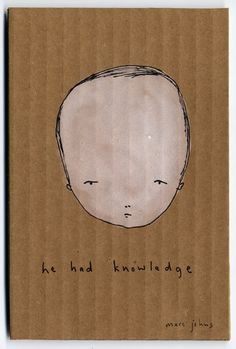 he had knowledge  marc johns