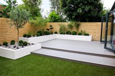 14 simple but stunning gardens to give you ideas (From Amy Buxton) #ContemporaryGardenLandscaping