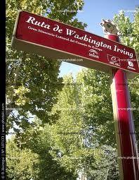 RUTA DE Washington Irving
