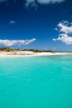 Little Water Cay, Providenciales, Turks and Caicos Islands, #Caribbean