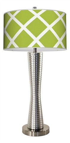sofia mod lamp green