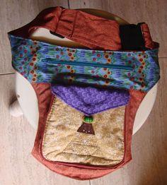 Por fin tenemos aquí el recopilatorio de nuestro proyecto de costura colectivo... Riñonera para todas/os el 20 de agosto de 2012. Son much...