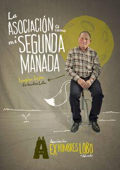 La Asociación Parkinson de Alicante se transforma en la Asociación de Ex Hombres Lobo de Alicante