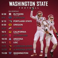 Wsu 2019 Football Schedule 203 Best live the present images in 2012 | Washington state