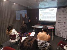 Taller sobre #privacidad y #rgpd para asociados de Hábitat Madrid