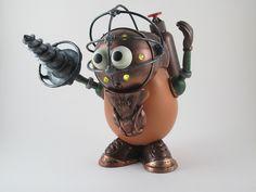 Mr Potato Steampunk