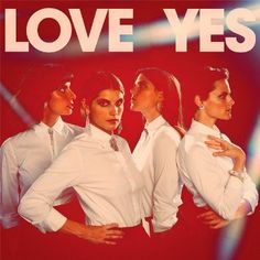 LOVE YES (LTD,DELUXE EDITION) [Analog]