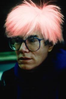Andy Warhol #1, 1987, Maria Mulas - Irma Bianchi Comunicazione