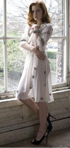 Amy Adams, love this dress!