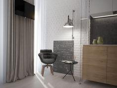 Comfort loft on Behance