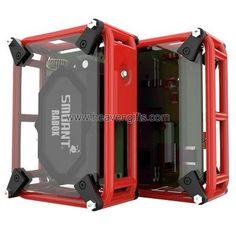 100W Smoant Rabox Handmade Mod-Unique Looking, Waterproof, Smart Unregulated Mod